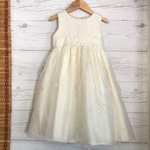Cinderella Formal Wedding Flower Girl Princess